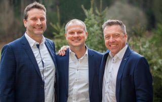 itmX Geschäftsführer; Holger Kunzmann, Stefan Eller, Michael Stump