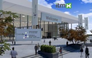 DiMitEx itmX Gebäude Eingang